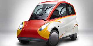 Shell Created 550 Kg of energy-efficient Car 34 Percent