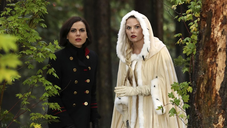"POLL : What Was Your Favourite Scene in Once Upon a Time ""Tougher Than The Rest""?"