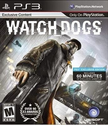 Watch Dogs PS3 Español Región EUR