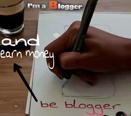 mendapatkan uang dengan menjadi seorang blogger dan clicker