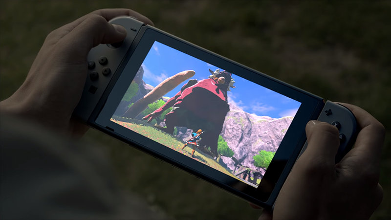 Nintendo Switch Showcased, A Revolutionary Gaming Console With A Twist!