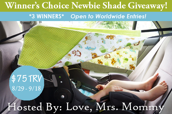 Winner's Choice Newbie Shade Giveaway