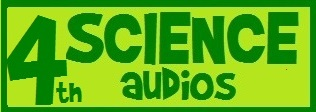 4th Grade Science Audios