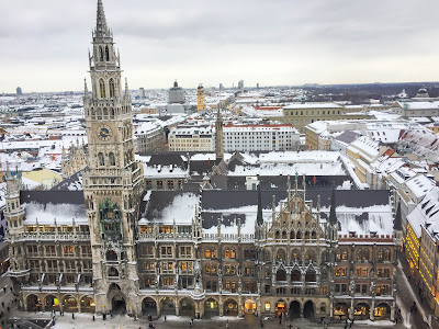 O que vestir no inverno na Alemanha