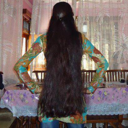 Kerala Women Hair Style
