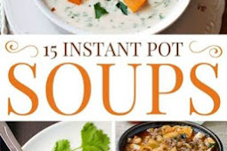 #15 #INSTANT #POT #SOUP #RECIPES #FOR #BUSY #FAMILIES