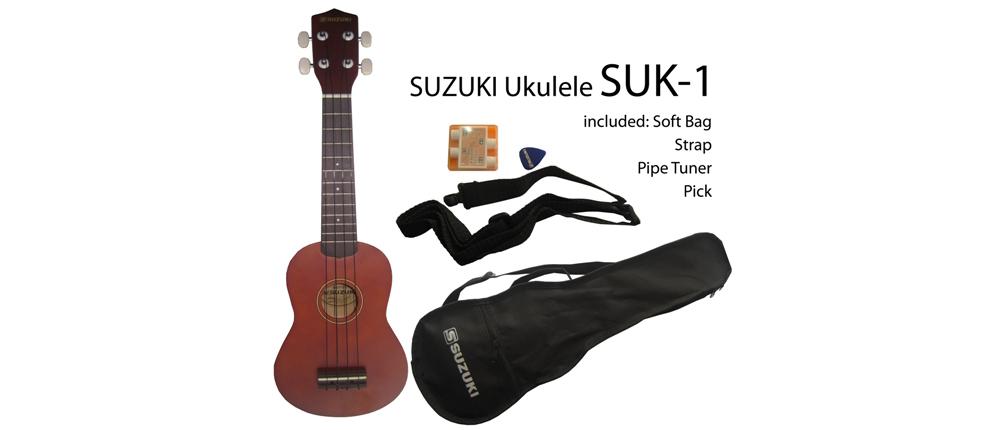 dan ukulele suzuki suk-1