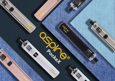 Discount Aspire® PockeX Kit | Free Shipping and $5 Off