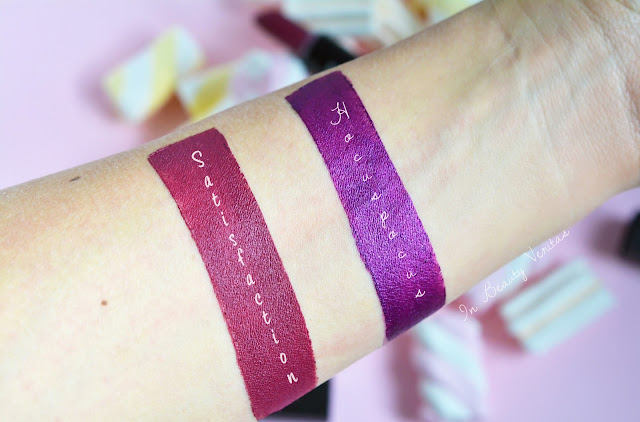 swatches hocuspocus, swatches satisfaction, satisfaction mulac, hocuspocus mulac, recensione hocuspocus, recensione satisfaction mulac