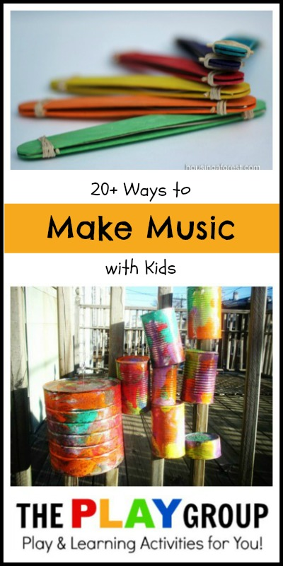 20 ways to make music