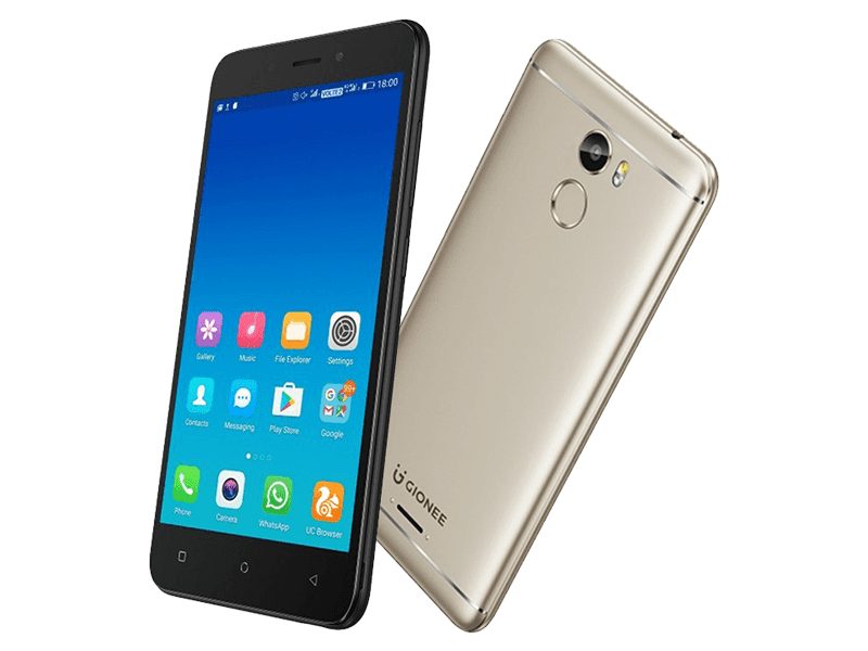 Gionee Announces X1, A Budget 4G Phone With Fingerprint Scanner