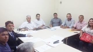 Baraúna, Picuí, Frei Martinho, Pedra Lavrada e Nova Palmeira assinam TAC para implementação do Conselho de Política sobre Drogas