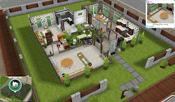 Sims Freeplay Quests and Tips: The Scandinavian House