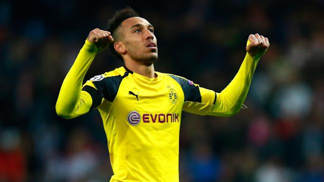 BBC Official : - Arsenal SUBMIT $63million New Offer For Aubameyang