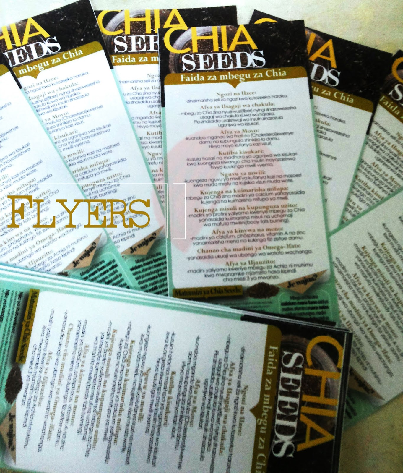 flyers or fliers