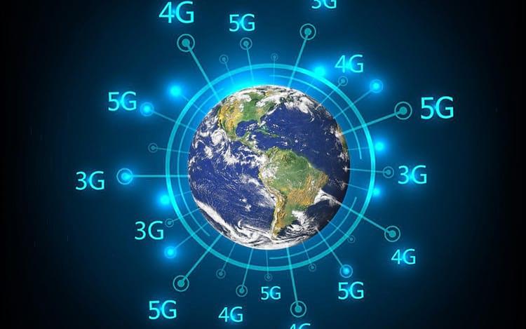 A radiação 5G será energia direcionada em oposição à energia distribuída - o que significa que os feixes de microondas do transmissor ao receptor estarão mais focados do que nunca.