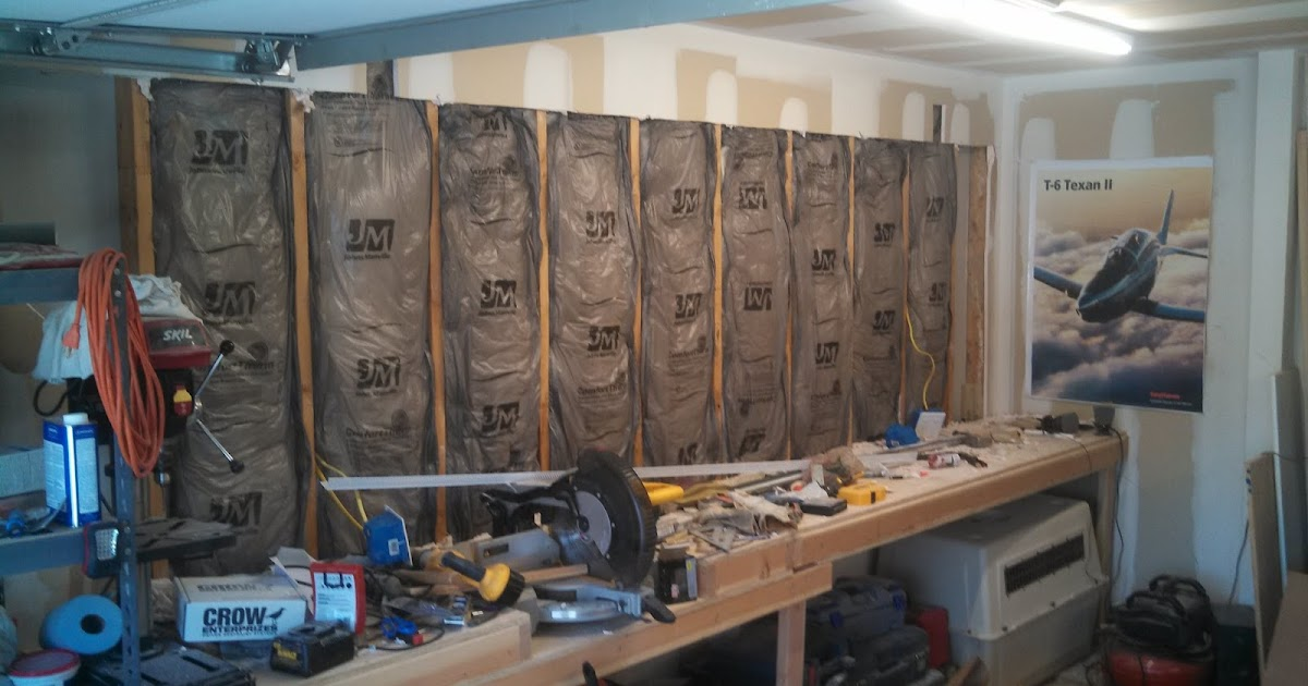 [callsign]KTF: Man Cave Series: How To Insulate Your Garage