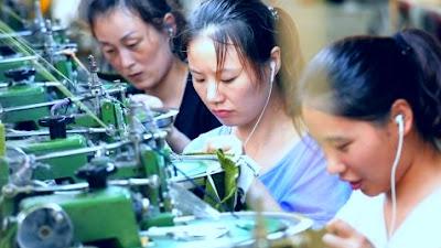 Chine  économie