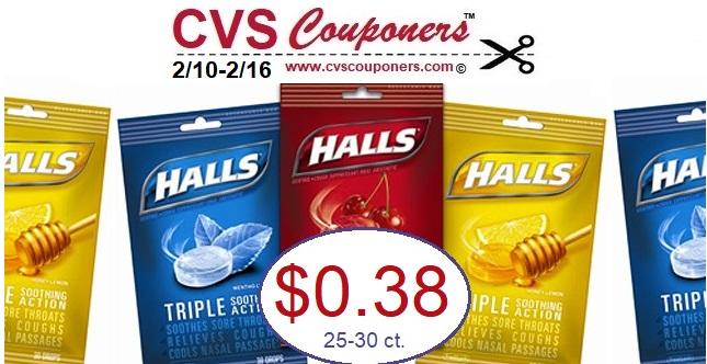 http://www.cvscouponers.com/2019/02/halls-cough-drops-cvs-deal.html