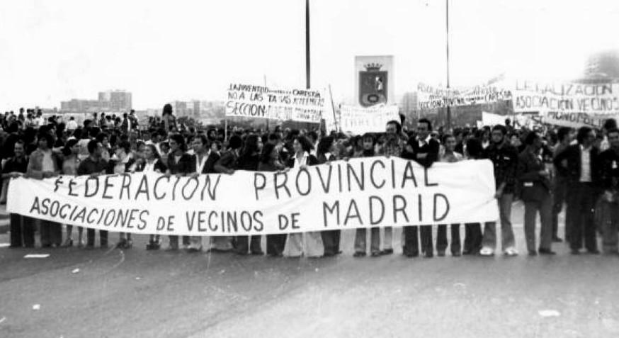 El mismo día en que se cumplían 40 años de la legalización de la  organización 7cb1533e45908