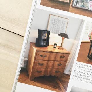 アンティーク家具の魅力に誘われて♡パリジェンヌのような部屋を目指す