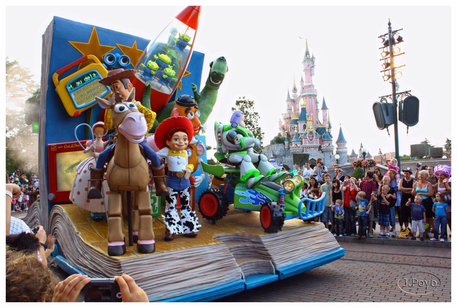 Disneyland Paris, mucho más que un parque