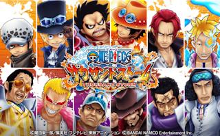 One Piece Thousand Strom Apk v10.1.7 Mod Weaken Monster Full
