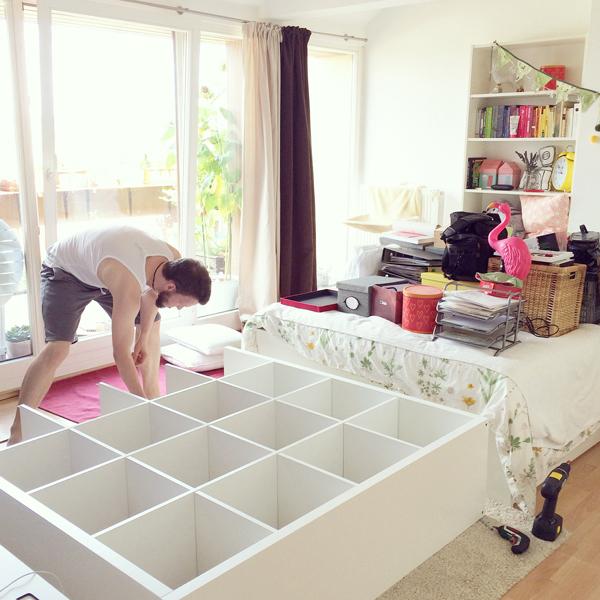 aentschies blog mein zimmer makeover. Black Bedroom Furniture Sets. Home Design Ideas