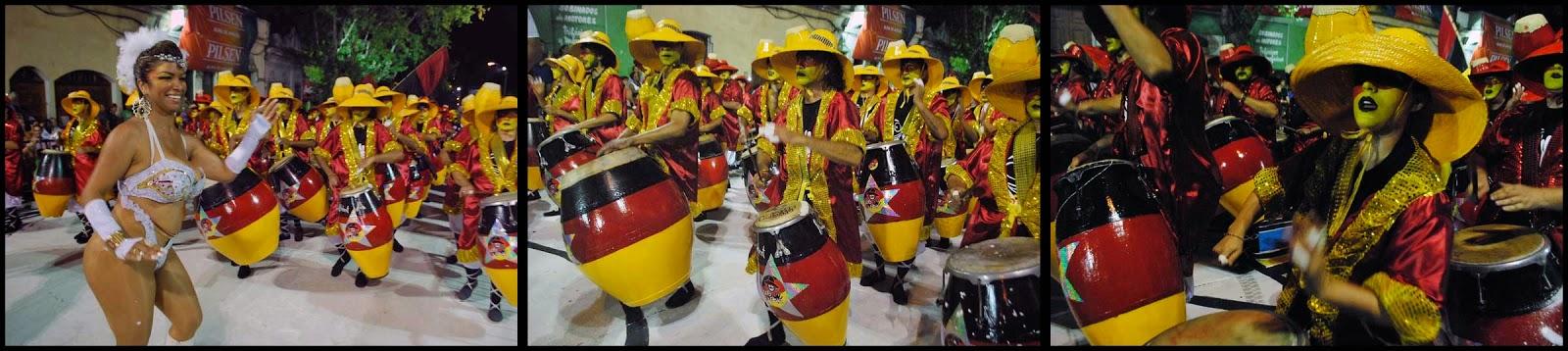 Desfile de Llamadas. Los Niche.