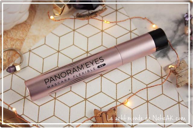 mascara flexible Panoram'Eyes de Nocibé