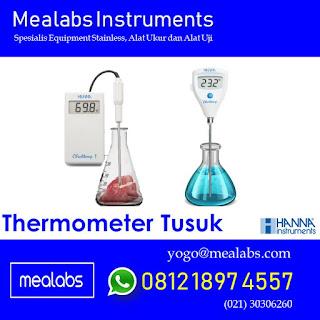 termometer tusuk