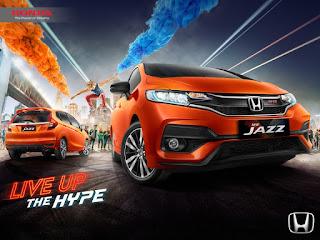Paket Kredit  Honda JAZZ s, RS, cvt, manual, matick simulasi cicilan bunga terendah ,serta spesifikasi