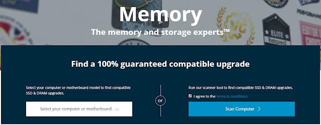 Cara Mengetahui Batas Maksimal Memori RAM Komputer dan Laptop
