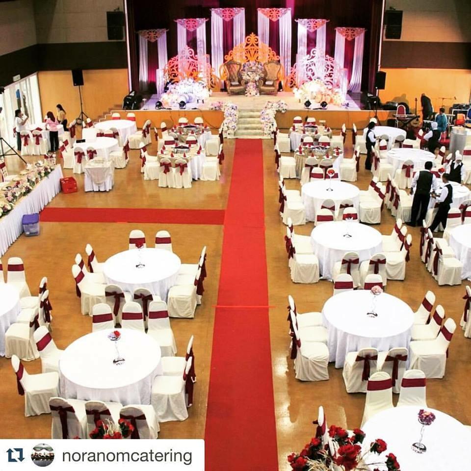 Izzi Canopy Tips Mengadakan Majlis Perkahwinan Di Dewan