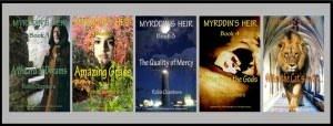 Myrddins' Heir Series