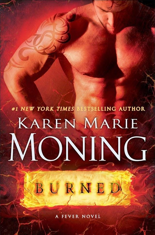 Moning - Burned