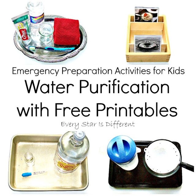Emergency Preparedness Activities: Water Purification