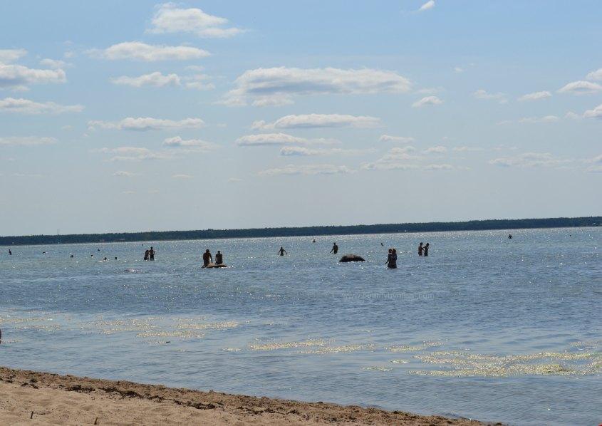 Laulasmaa rand, Harjumaa