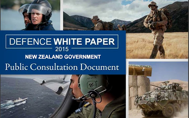 SITREP | DWP 2015 : New Zealand's Defence Assessment, Strategies and Capability Planning