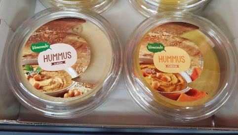 Hummus, Vemondo