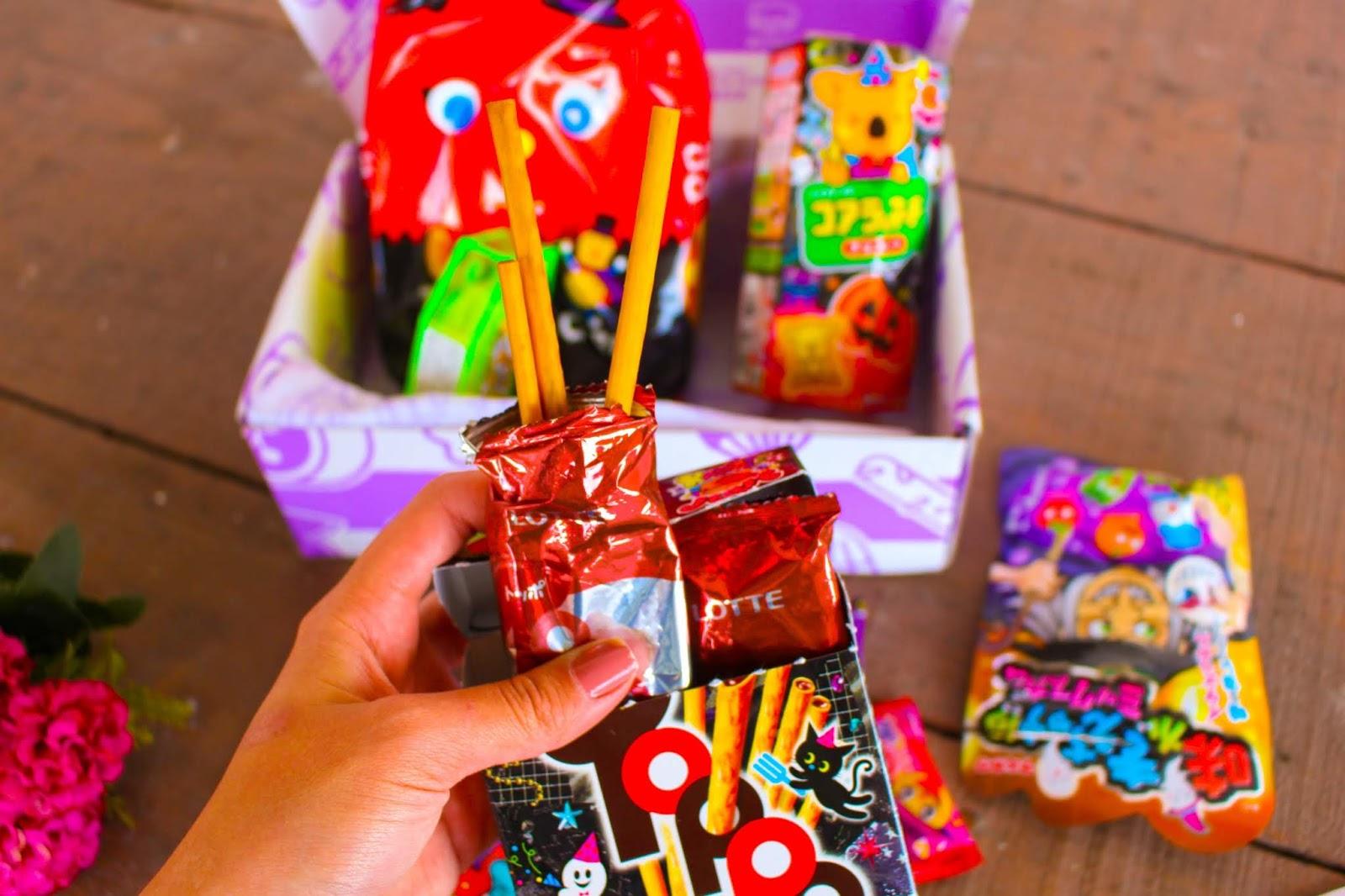 Doces Japoneses: conheça a Japan Candy Box