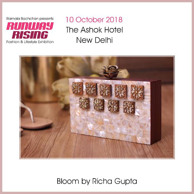 Ramola Bachchan Presents RUNWAY RISING Pre Diwali -Fashion & Lifestyle Exhibition -October 10th 2018