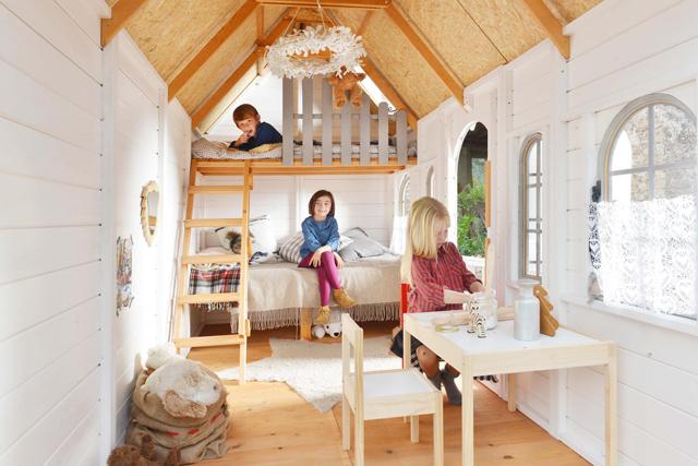 Las casitas de madera con las que siempre has so ado - Casitas pequenas de madera ...