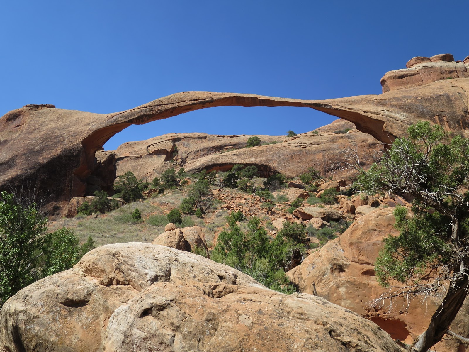 Wandering Scientist Trip Story Arches and Moab