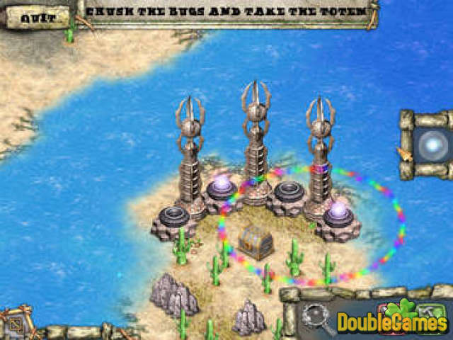 Totem Tribe Gold Full Version Free Download Screenshot 2
