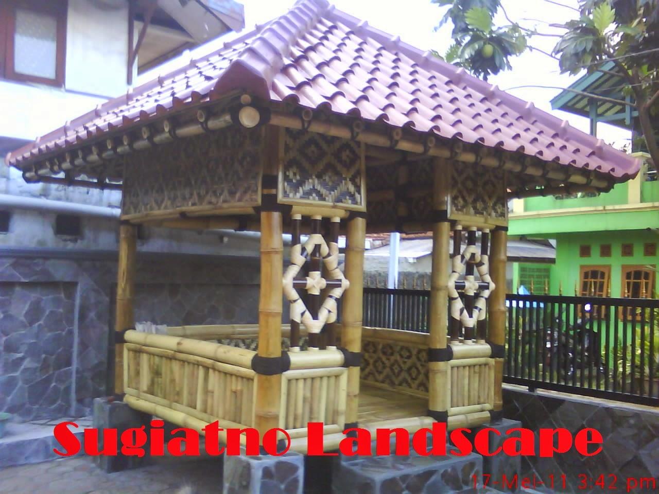 saung-bambu