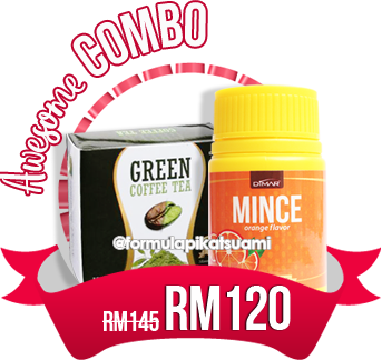 Set Mince Awesome Combo Bulan Merdeka 2017
