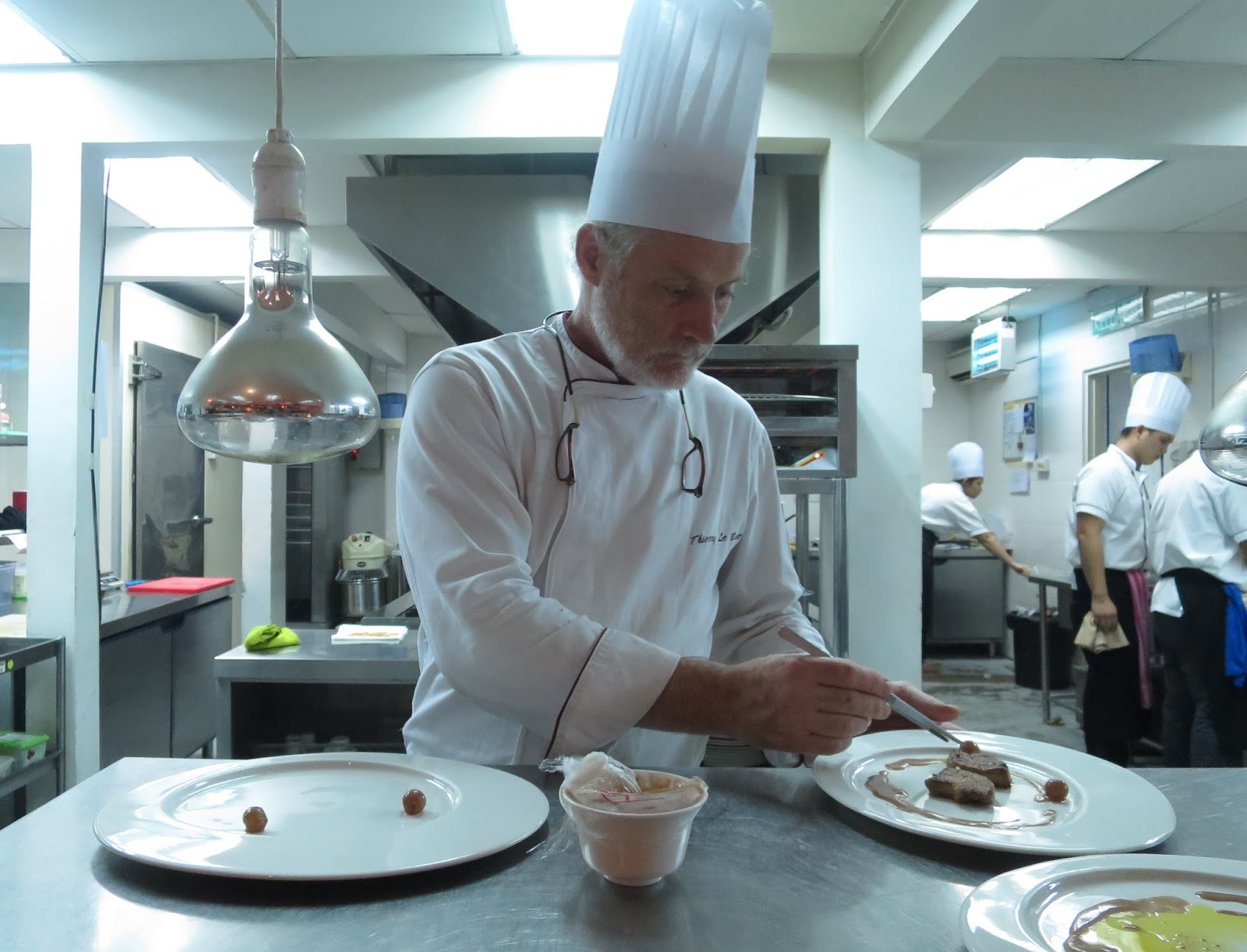 Have Your Cake and Eat It Too: Maison Francaise Redux
