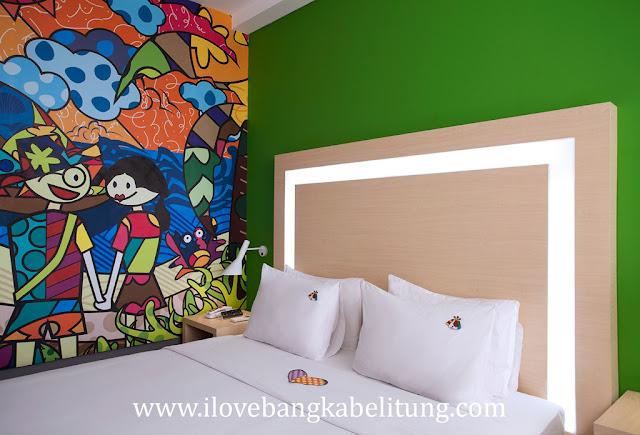 MaxOne Belstar Hotels murah Belitung bintang 3