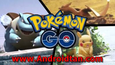 Download Pokemon GO Mod Apk v0.51.0 (Support Jelly Bean) Terbaru 2017